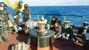 700 kaçak yolculu Türk gemisine Yunan operasyonu