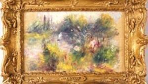 Bit pazarından 'Renoir' çıktı