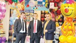 En 'balon' Türk şirketi
