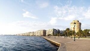 Selanik'te her gece şölen