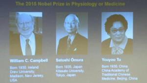 Nobel Tıp Ödülü üç bilim insanına verildi