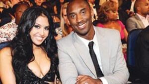 Kobe boşanmıyor
