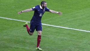 Fransa 3 - 0 Honduras