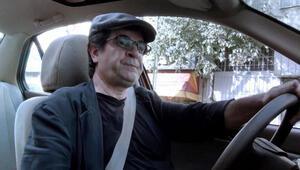 Taksiye koyduğu kamera ile...