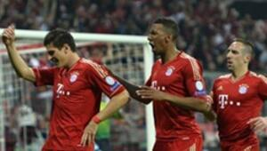 Bayern ezdi geçti