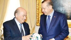 Erdoğan ve Blatter de açılışta olacak