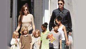 6 çocuk ve 12 dadılı tatil