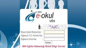 E-okul giriş ve veli bilgilendirme sistemi