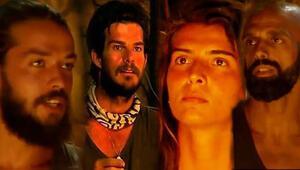 Survivor'da kim elendi Hilmicem mi, Hasan mı, Hakan mı, Merve Aydın mı
