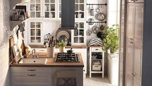 Mutfağınızı büyük göstermenin yolları