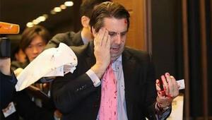 ABDnin Seul Büyükelçisi usturalı saldırıda yaralandı
