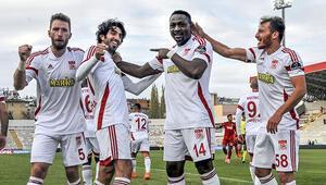 Sivasspor 3-0 Gaziantepspor