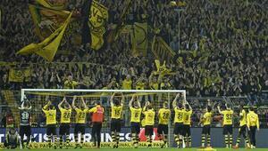 Ruhr derbisinde gülen taraf Dortmund