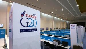 Dünyanın gözü G20 Liderler Zirvesinde