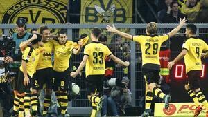 Ruhr derbisi Dortmundun