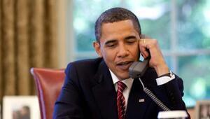 Obamadan Davutoğluna tebrik