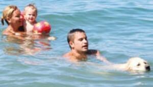 Aile denizde