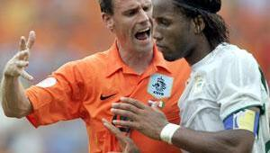 Hollanda: 2 - Fildişi Sahilleri: 1