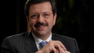 TOBB, EUROCHAMBRESin daimi başkan vekilliğine seçildi