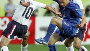 İtalya: 1 - ABD: 1