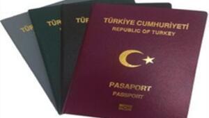 Vizesiz Avrupaiçin yeni pasaport