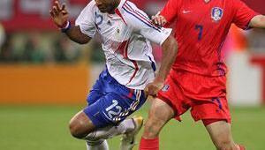 Fransa: 1 - Kore Cumhuriyeti: 1