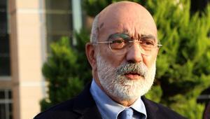 Gazeteci Ahmet Altan ifade verdi