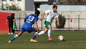 Manisa Büyükşehir Belediyespor-Payasspor: 0-0