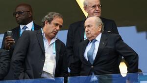 FIFAdan Blatter ve Platini raporu