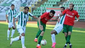 Giresunspor 3-1 Karşıyaka