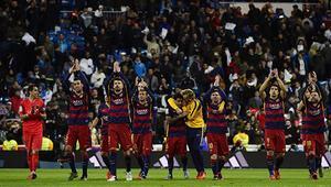 Real Madrid 0 - 4 Barcelona