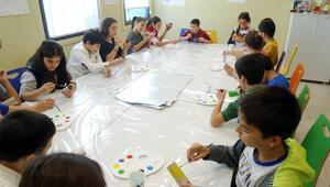 Öğrenciler AB ve sanatla buluştu