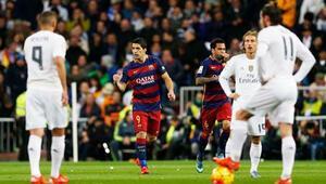 Barça Reali devirdi Atletico 2. sıraya yükseldi
