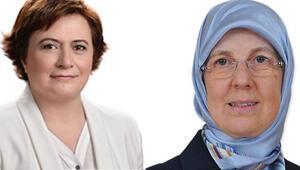 Kabinede iki kadın bakan