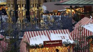 İşte Almanyanın geleneksel Noel Pazarları
