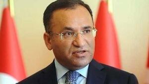 Adalet Bakanı Bekir Bozdağdan önemli mesajlar