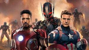 Captain America: Civil Warda ilk fragman yayınlandı - izle