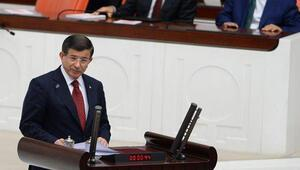 Ahmet Davutoğlu 64. Hükümet Programını açıkladı
