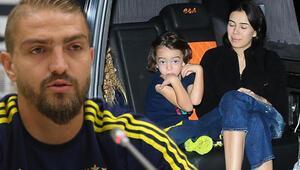 Caner Erkinin oğlundan şaşırtan sözler:  Babam olmazsam Messi olurum