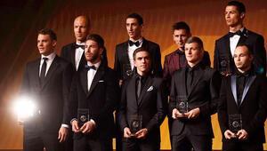 İşte FIFAnın yılın ilk 11i adayları