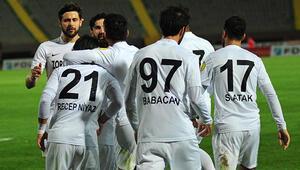 Karşıyaka 1-3 Denizlispor