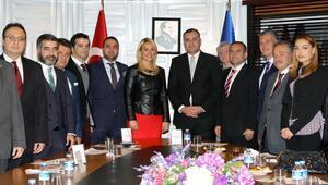 Semiz'den Taşdelen'eİşbirliği teklifi