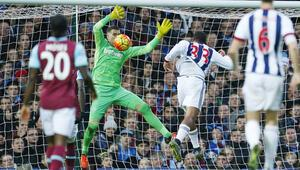 West Ham United: 1-1 West Bromwich Albion