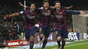 Barcelonanın bir haftada attığı 14 gol birçok takımı geride bıraktı