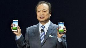 Samsungda görev değişimi