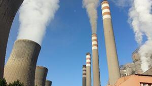 Termik santraller 6,5 milyar metreküp su çekti
