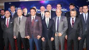 Celil Hekimoğlu yönetim kurulunu tanıttı