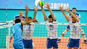 Zenit Kazan: 3 - Halkbank: 0