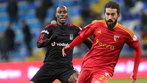 Beşiktaş- Kayserispor maçı ne zaman, saat kaçta   Hangi kanaldan canlı izlenebilecek