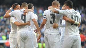 Real Madrid 4-1 Getafe